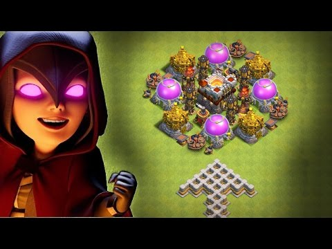 ULTIMATE LEGEND LEAGUE TROLL! - LOOT TRAP BASE! - Clash Of Clans