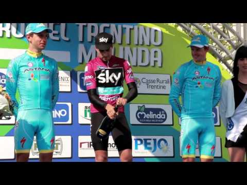 40th Giro del Trentino Melinda: Landa and Team Sky can finally celebrate