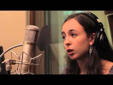 "Summer Recording Workshop sings ""She"
