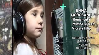 SUPER VOX 2018- EMMA MOROSANU