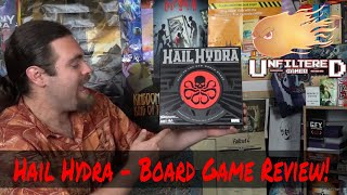 Hail Hydra - Board Game Review