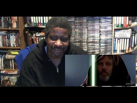 Star Wars Episode VIII Teaser Trailer (Fan Made) Alex Luthor- Reaction & Review