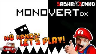 Monovert DX Gameplay (Chin & Mouse Only) (FULL)