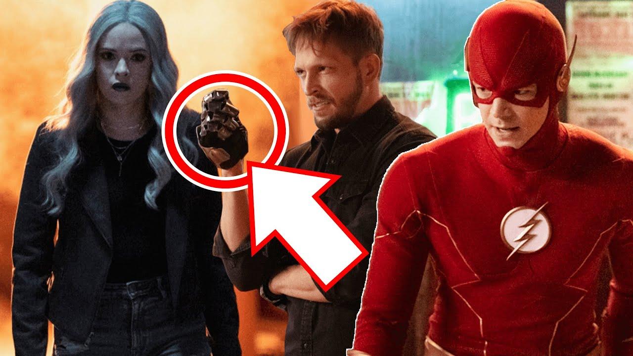 Download The Flash vs NEW Captain Cold! Killer Frost is a Villain Again? - The Flash 7x07 Promo Breakdown!