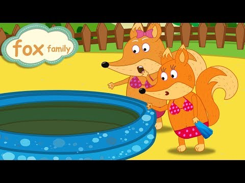 Fox Family Сartoon Movie For Kids #357