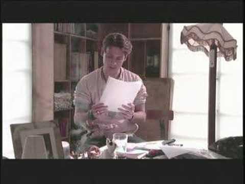 Johnny Depp reads Hunter S. Thompson Pt.1
