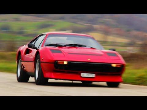 Ferrari 208 Gtb Turbo - Davide Cironi Drive Experience (ENG.SUBS)