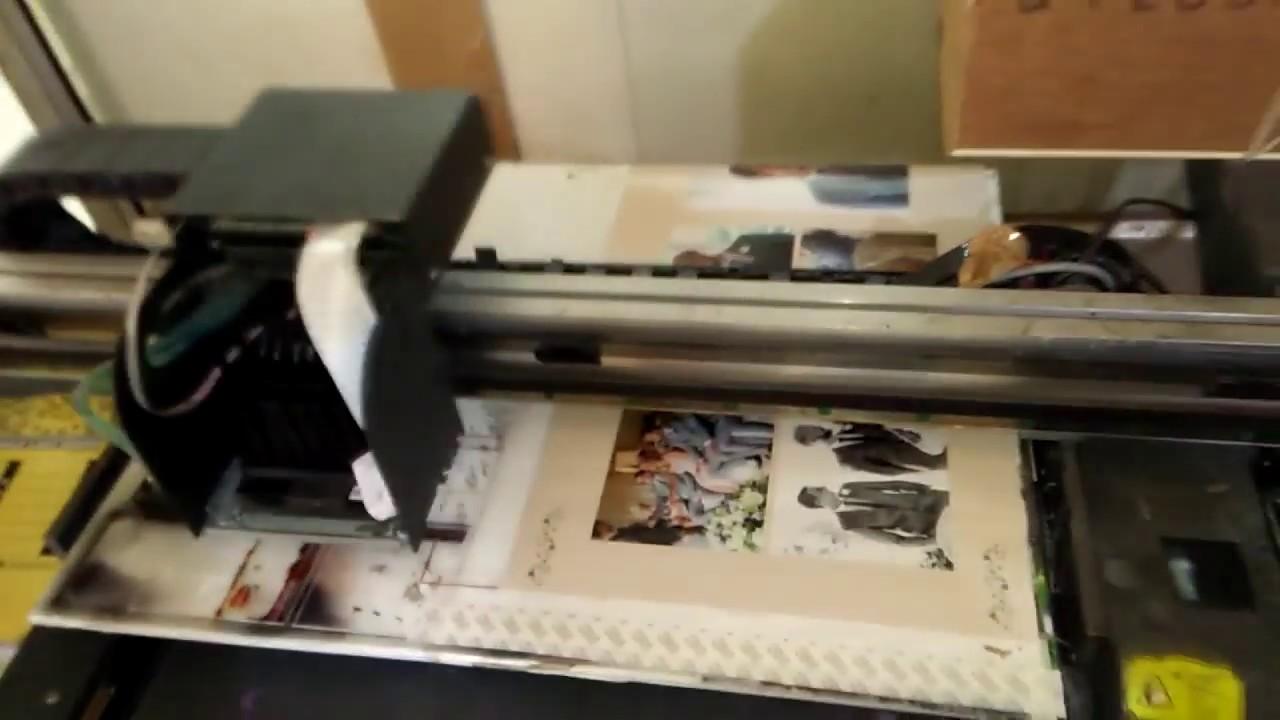 professional wedding album printing and varnish