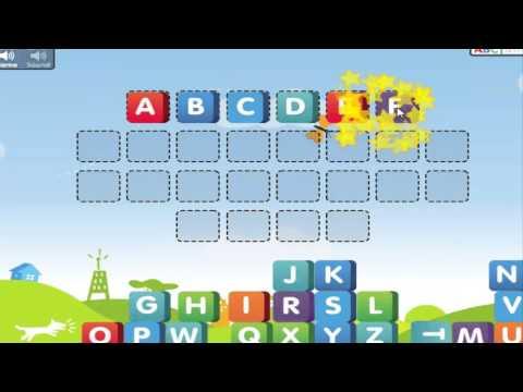 ABCYA _ Alphabetical Order _ lego  _ minecraft _ abcya4.com