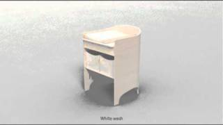 Introducing The Leander Changing Table