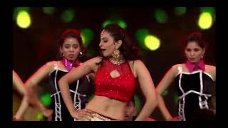 Rakul Preet Singh Dance Performance @ 64th JIO FilmFare Awards