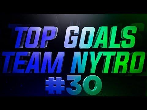 NYTRO I Rocket League Top Freestyle Goals #30 (NYT)