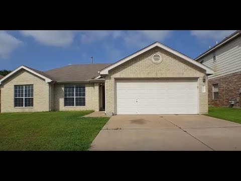 Round Rock Homes For Rent 3br 2ba By Gdaa Property Management Round Rock