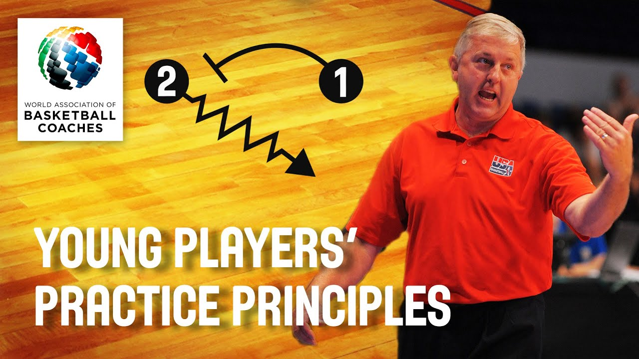Don Showalter - Young Players' Practice Principles