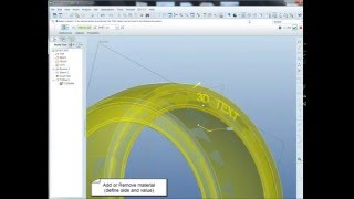 Pro/E-Tutorial: Wie man 3D-text mit Pro/ENGINEER Wildfire 5.0
