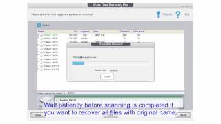 Data Recovery Tutorial - how to use iCare Data Recovery Pro for recovering lost files