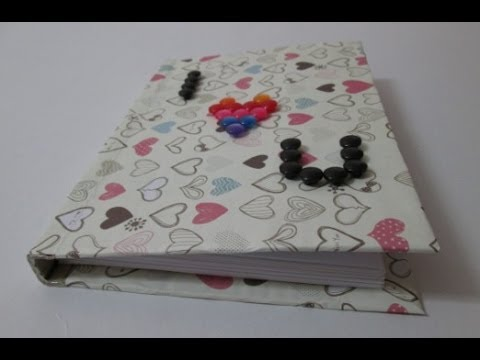 DIY #20 | Cute Notebook ♥