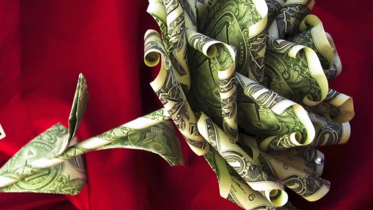 Creative Wedding Money Gift Ideas : Custom Money Gifts - YouTube