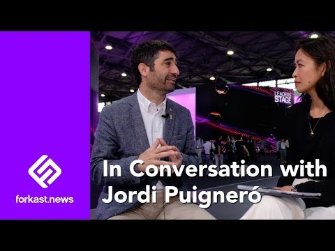 How Catalonian Minister Jordi Puigneró is Using Blockchain to Change Governance
