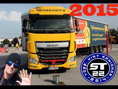 A legjobb Magyar kamionos