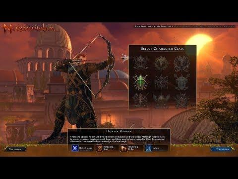 Neverwinter (online) gameplay. Beginning