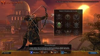Neverwinter (online) gameplay. Beginning