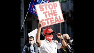 STOP THE STEAL!