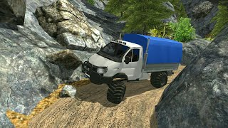 Dirt On Tires 2 - Обновление: две новые хардкорные карты