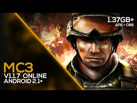 Modern Combat 3 - GAMEPLAY