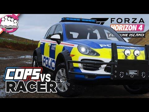 FORZA HORIZON 4 - COPS vs RACER Fortune Island : radikale Festnahme - Forza Horizon 4 MULTIPLAYER thumbnail