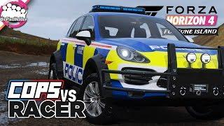 FORZA HORIZON 4 - COPS vs RACER Fortune Island : radikale Festnahme - Forza Horizon 4 MULTIPLAYER