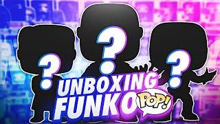 Unboxing mis primeros funko pop!!!!!