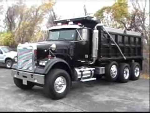 Used Dump Trucks >> Used 2006 Freightliner Dump Truck