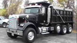 Used 2006 Freightliner Dump Truck
