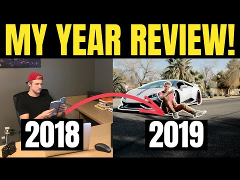 My Last 12 Months | 18 Year Old Millionaire