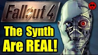 The Fallout 4 Synth Threat is Already REAL! - Culture Shock