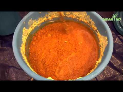 How to make Jadam sulfur (JS, 자닮유황)