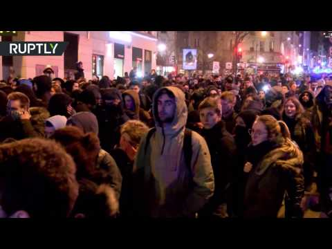 Riots in Paris continue as protests decry police rape and abuse of black man