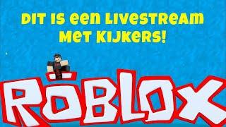 Roblox - We spelen samen games - Livestream