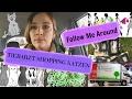Follow Me Around Shopping Tierarzt Mini Haul DIY HelloCathi