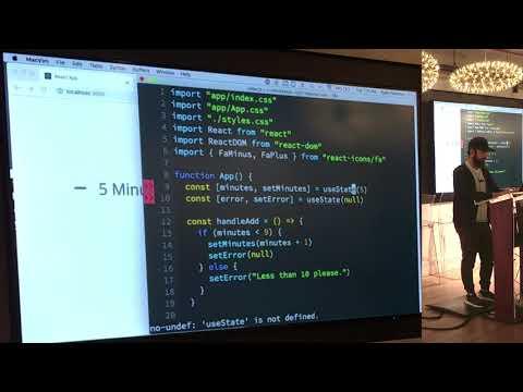 ReactJS - Building Web Apps w/JavaScript