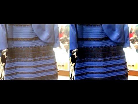 Il Vestito Bianco E Oro O Nero E Blu Ecco Il Vero Segreto