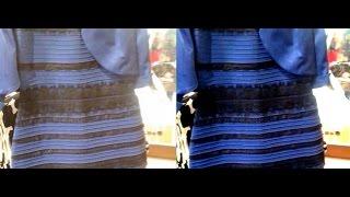 Il vestito bianco e oro o nero e blu: ecco il vero segreto