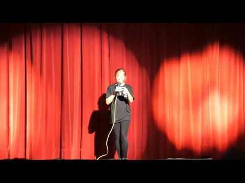 Omarion Chavez - Variety Show 2016 Stone Ranch Elementary School