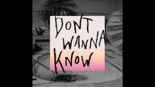 Maroon 5 | Don't Wanna Know (No Rap)