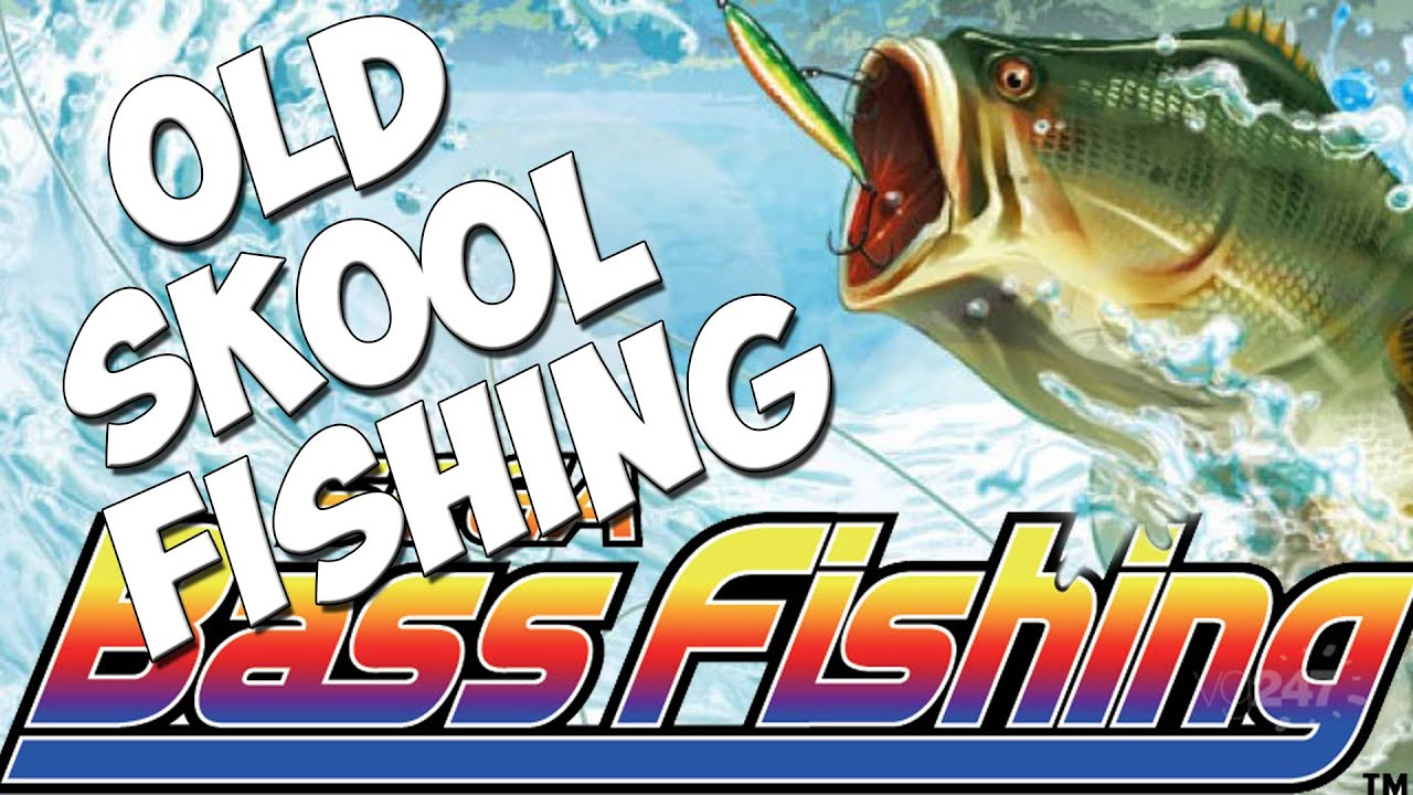 Old skool fisheroonies sega bass fishing gameplay w leeroy youtube