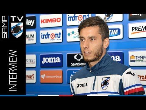 Il saluto di Ricky Alvarez alla Sampdoria