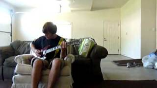 Over And Over Guitar cover.