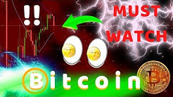 BITCOIN SIGN SPOTTED - HERE'S WHAT'S NEXT!! IF BTC PRICE HITS HERE - WATCHOUT