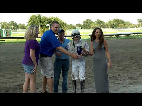video thumbnail for MONMOUTH PARK 7-27-19 RACE 14
